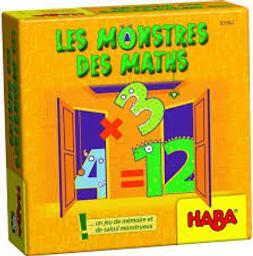 Les Monstres des maths | Wallocha, Martin. Auteur