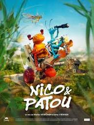 Nico & Patou   Härkönen, Mariko. Monteur