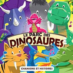 Le Parc des dinosaures : chansons et histoires   Dagobert (Les)