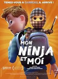 Mon ninja et moi | Matthesen, Anders. Monteur