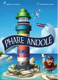 Phare Andole   Langlois, Frédéric. Auteur