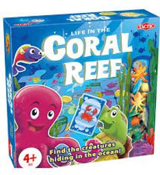 Life in the Coral Reef |