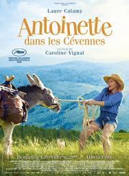 Antoinette dans les Cévennes   Vignal, Caroline. Metteur en scène ou réalisateur