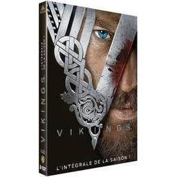Vikings : Saison 1   Renck, Johan. Monteur