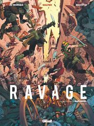 Ravage tome 3 | Morvan, Jean-David. Adaptateur