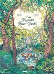 Mon premier bain en forêt | Collioud, Isabelle. Auteur