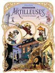 Les Artilleuses tome 2 : Le portrait de l'antiquaire   Pevel, Pierre. Auteur