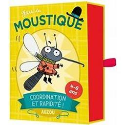 Jeu du moustique | Fraga, Roberto. Auteur