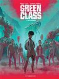 Green class tome 3 : Chaos rampant   Hamon, Jérôme. Auteur