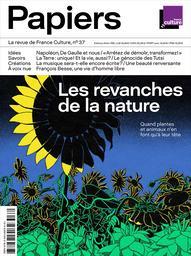 France Culture papiers n° 37 : Juillet- Septembre 2021 |