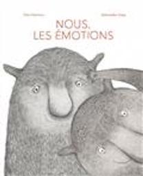 Nous, les émotions   Oziewicz, Tina. Auteur