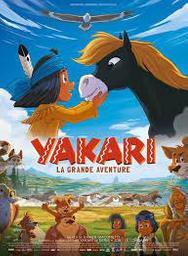 Yakari : La grande aventure | Giacometti, Xavier. Metteur en scène ou réalisateur